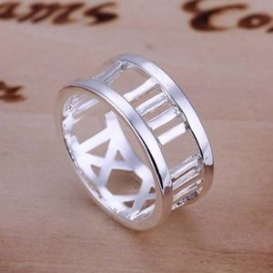Jewelry - Roman Numeral Ring